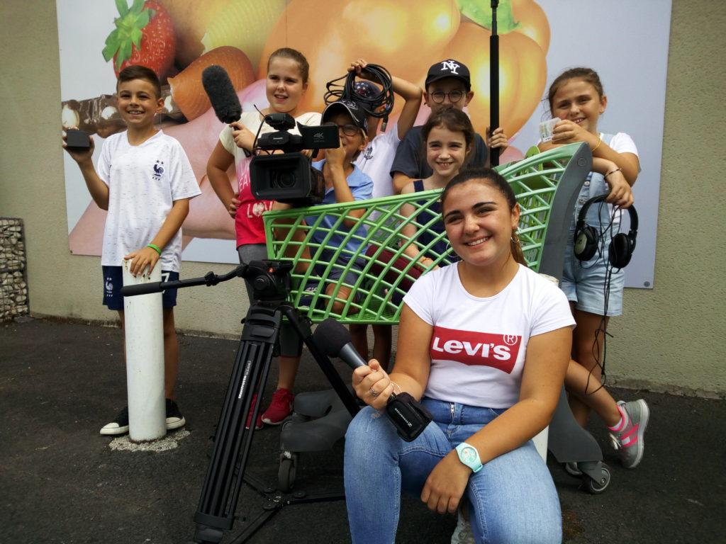 Education a l'image Correze tv